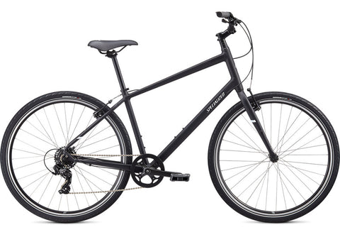 2021 Specialized Crossroads 1.0 Black/Charcoal