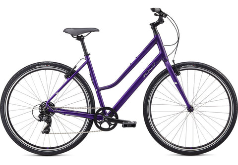 2021 Specialized Crossroads 1.0 ST Plum Purple/Chrome