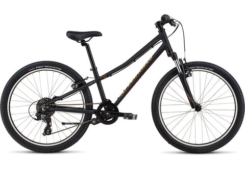 2021 Specialized Hotrock 24'' Black/74 Fade
