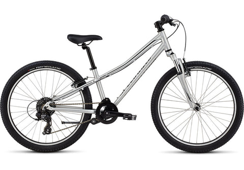 2021 Specialized Hotrock 24 Light Silver/Black