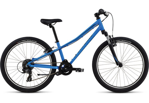 2021 Specialized Hotrock 24 Neon Blue/Black