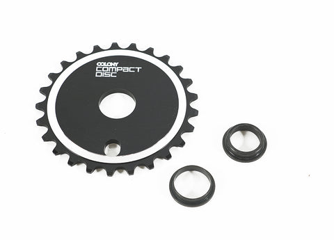 Colony CD Sprocket 25T Black