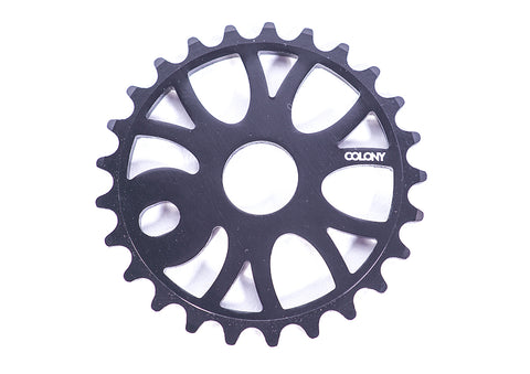 Colony Endeavour Sprocket 25T Black