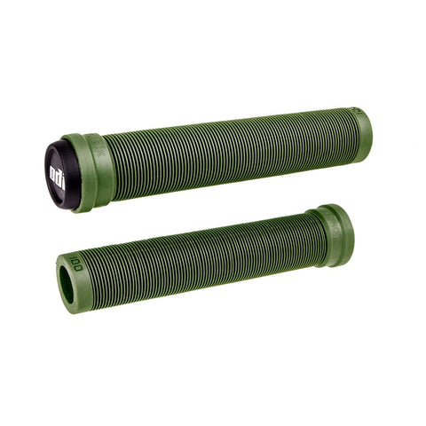 ODI Longneck SLX Flangeless Grip 160mm Army Green