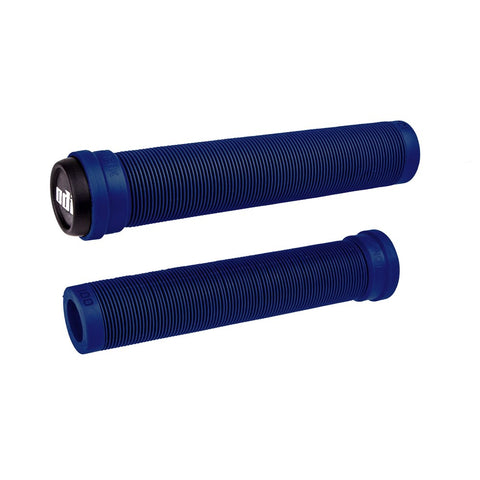 ODI Longneck SLX Flangeless Grip Navy Blue