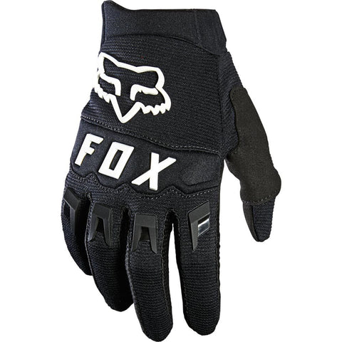 Fox Youth Dirtpaw Glove Black/White