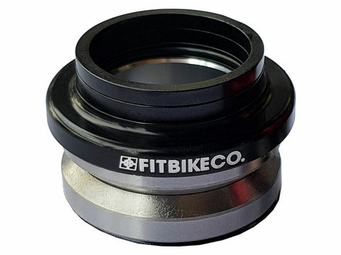 Fit Bike Co Integrated Headset 1 1/8'' Black