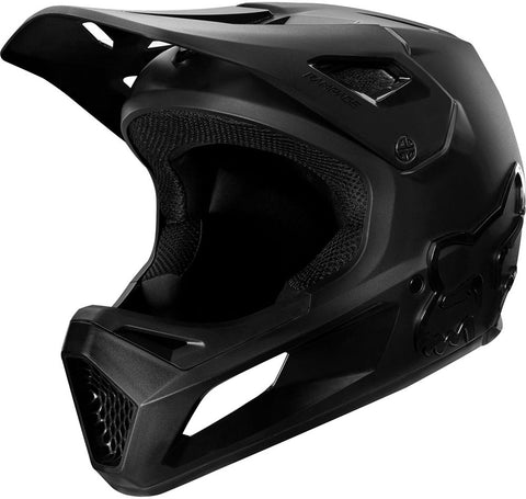Fox Rampage Helmet Black