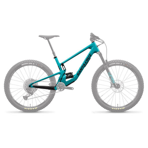 2021 Santa Cruz 5010 4.0 CC Frame RS Super Deluxe Ult Loose Blue
