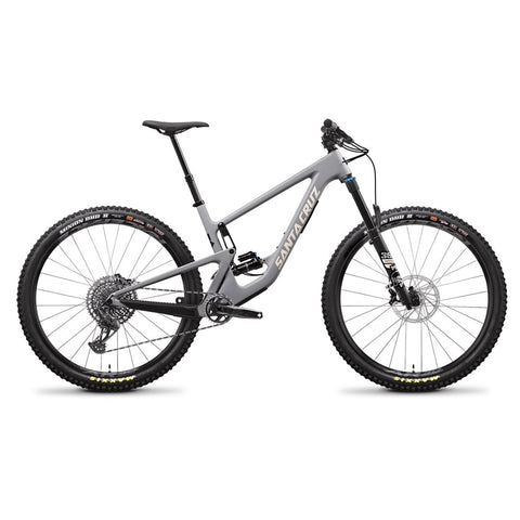 "2021 Santa Cruz Hightower 2 Carbon ""S Build"" Smoke Grey"