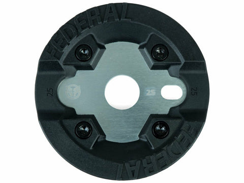 Federal Impact Guard Sprocket Silver 25T