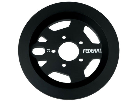 Federal AMG Guard Sprocket Black 25T