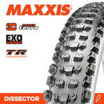 Maxxis Tyre Dissector 27.5 x 2.4 WT 3C Terra EXO TR