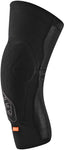 TLD Stage Knee Guard Black