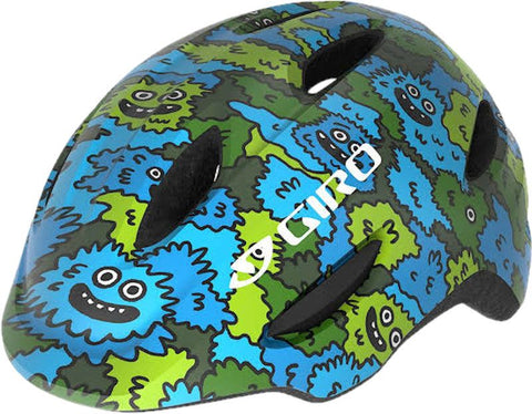 Giro Scamp Youth Helmet Creature Camo