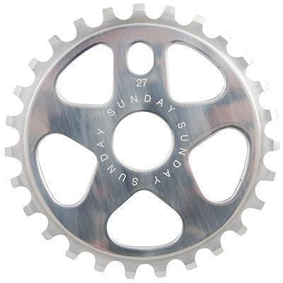 Sunday Sabretooth V2 Sprocket 30T Polished