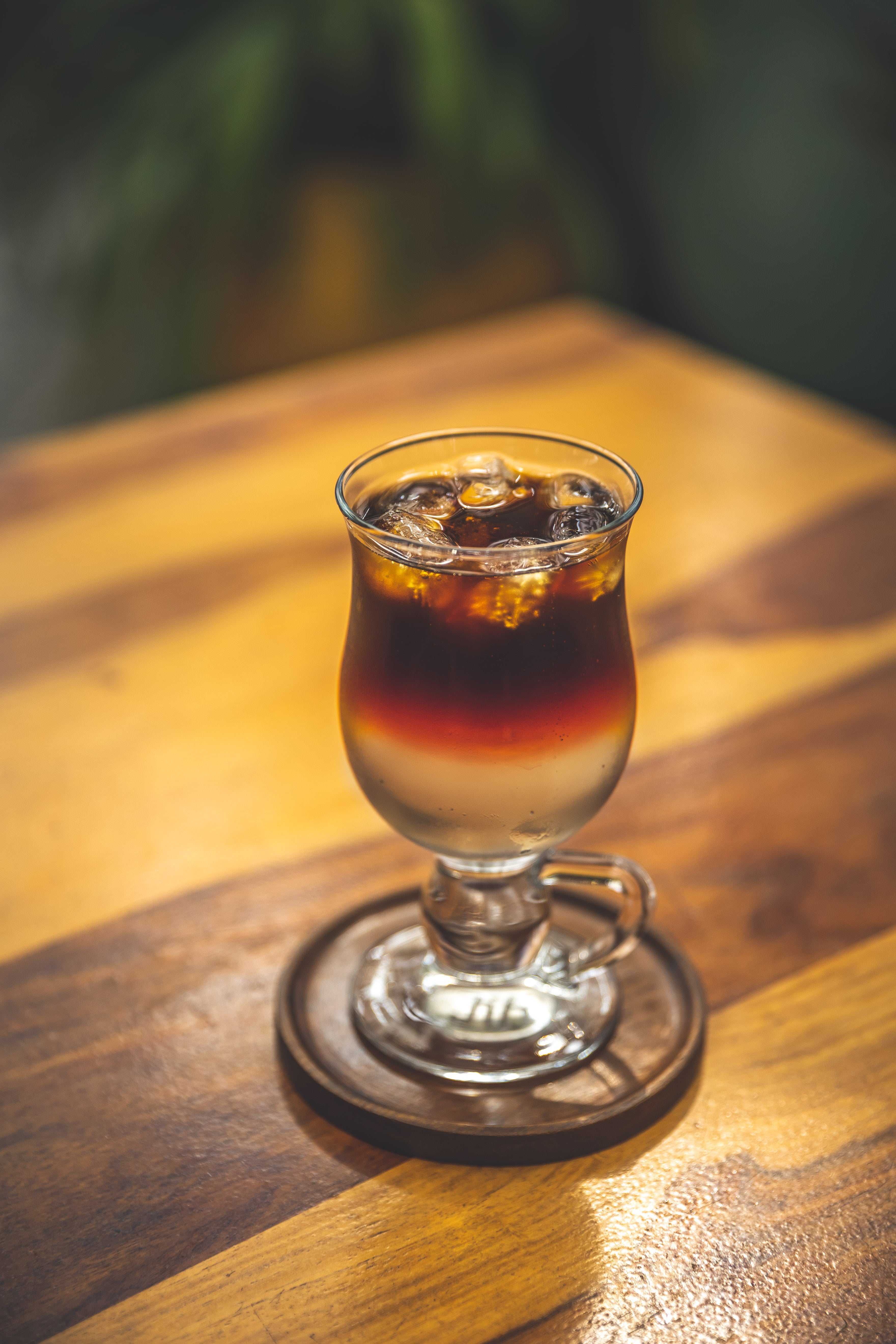 Ginger Ale Cold Brew