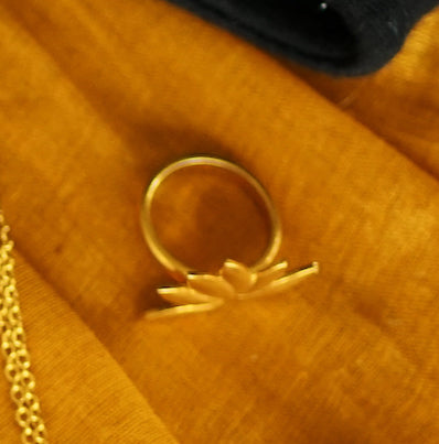 Lotus Ring - Go-Native Store