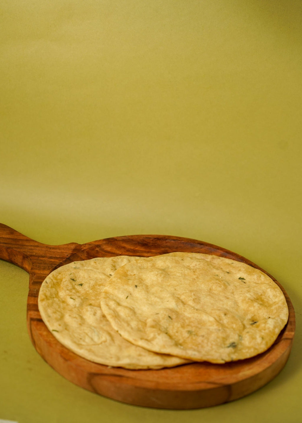 Herbed Wheat Pita- 2 Pcs - Go-Native Store