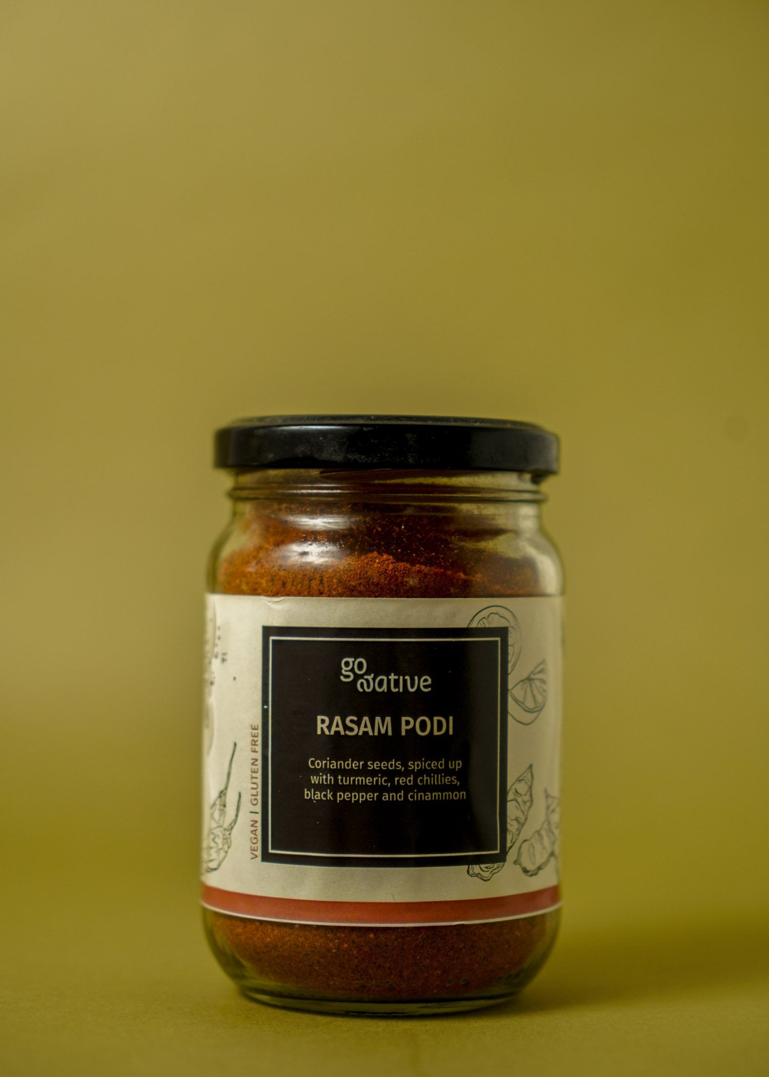Rasam Powder - Go-Native Store