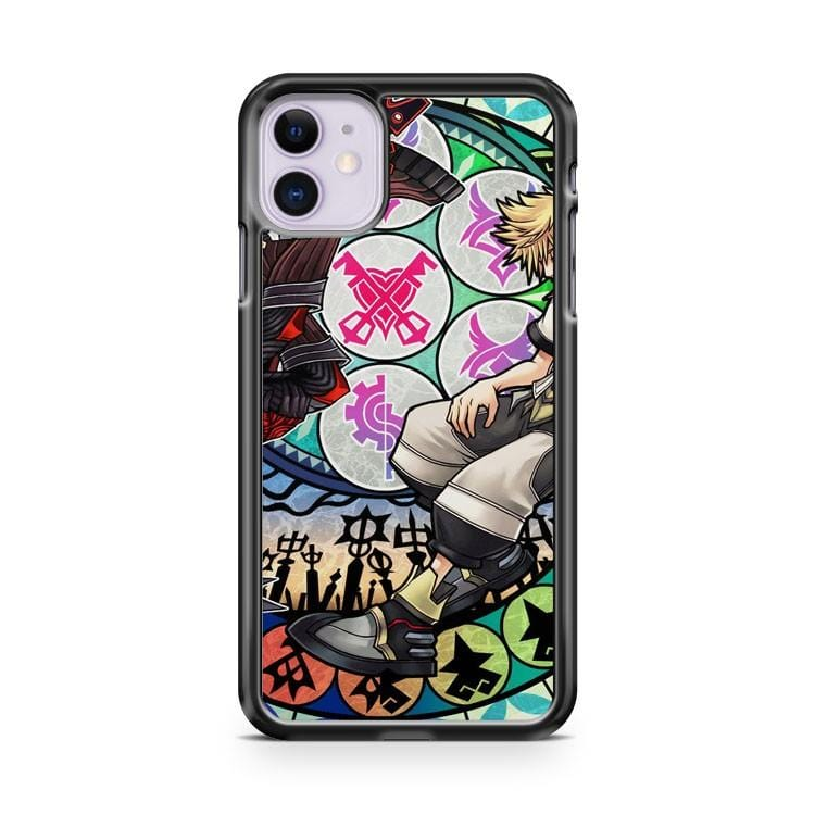 Kingdom Hearts Ventus And Vanitas iPhone 11 Case Cover