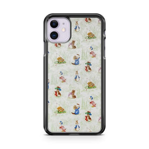 Peter Rabbit Book Classic iPhone 11 Case Cover