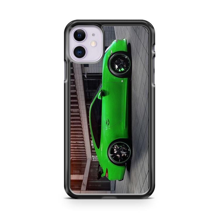 Porsche Turbo 911 Super Car iPhone 11 Case Cover