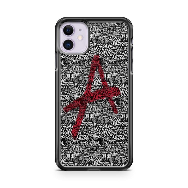 Pretty Little Liars Tv Show iPhone 11 Case Cover