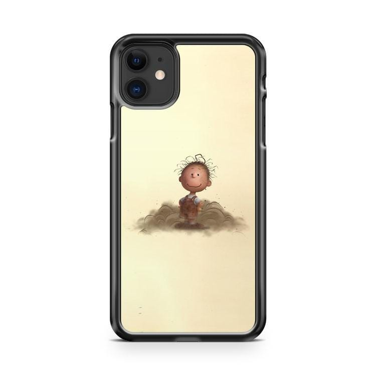 Pig Pen The Peanuts Movie iPhone 11 Case Cover