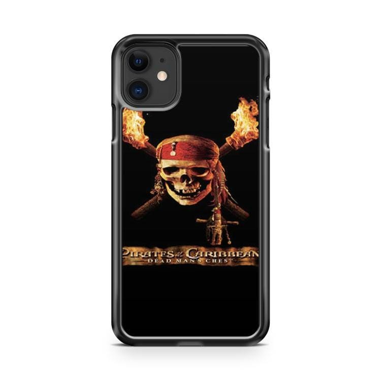 Pirates Of The Caribbean Dead Man's Chest iPhone 11 Case Cover