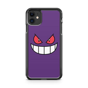 Pokemon Wobuffet Gengar iPhone 11 Case Cover