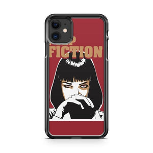 Pulp Fiction Retro iPhone 11 Case Cover