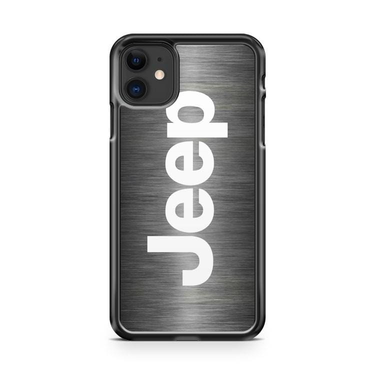 Rare Jeep Logo iPhone 11 Case Cover