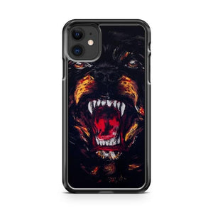 Rottweiler Face iPhone 11 Case Cover