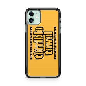 Pittsburgh Steelers Terrible Towel iPhone 11 Case Cover