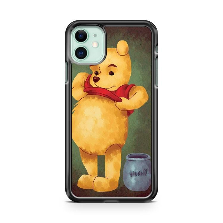 Pooh iPhone 11 Case Cover