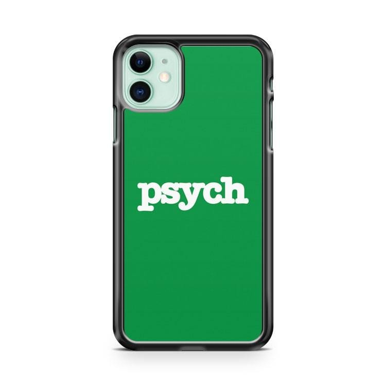 Psych iPhone 11 Case Cover