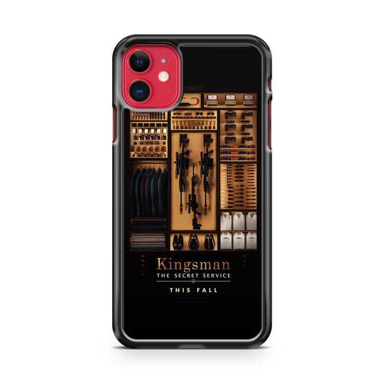 Kingsman The Secret Service This Fall iPhone 11 Case Cover