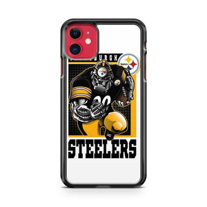 Pittsburgh Steelers Logo iPhone 11 Case Cover