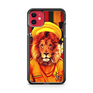 Rasta Lion King iPhone 11 Case Cover