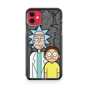 Rick And Morty 4 iPhone 11 Case Cover