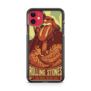 Rocks Off The Rolling Stones iPhone 11 Case Cover