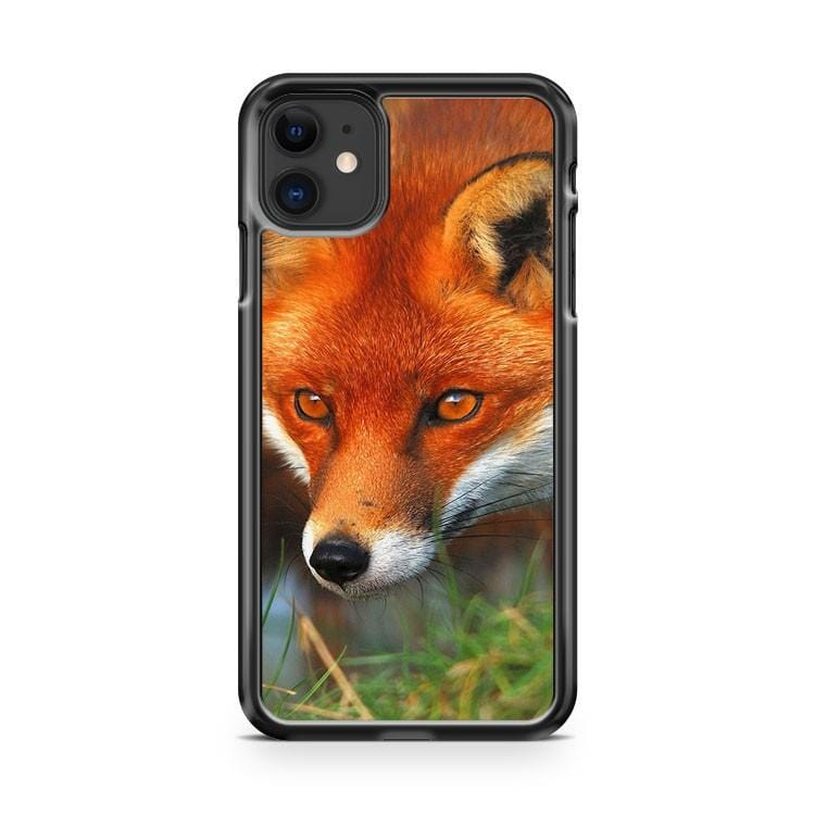 Red Fox iPhone 11 Case Cover