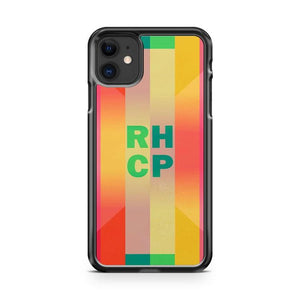 Red Hot Chili Peppers Rock And Roll Hall Of Fame Covers iPhone 11 Case Cover