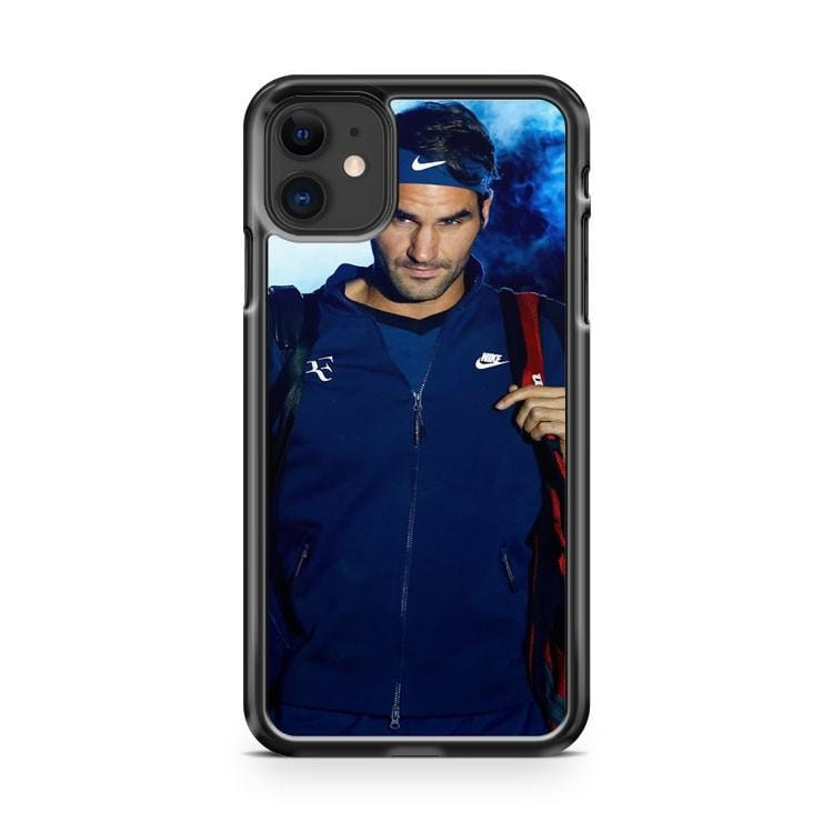 Roger Federer Barclays Tuesday iPhone 11 Case Cover