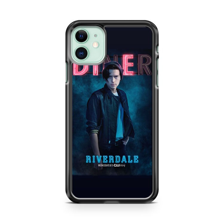 Riverdale Diner Jughead Jones 1 iPhone 11 Case Cover