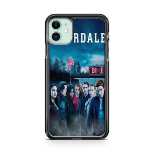 Riverdale Tv Show Poster iPhone 11 Case Cover