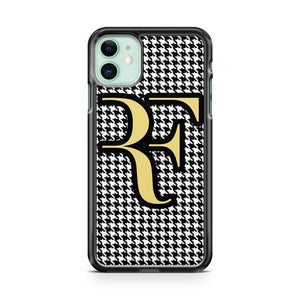 Roger Federer Swiss World Tennis Legend 2 iPhone 11 Case Cover
