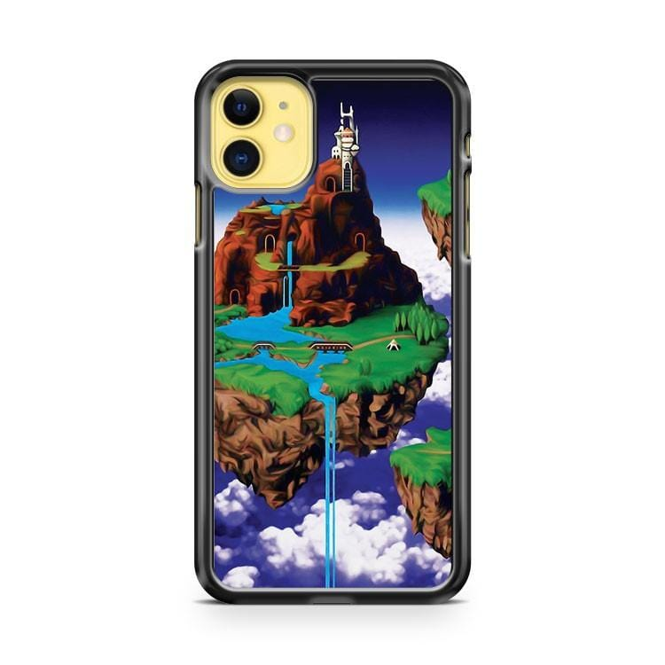 Kingdom Of Zeal Chrono Trigger iPhone 11 Case Cover