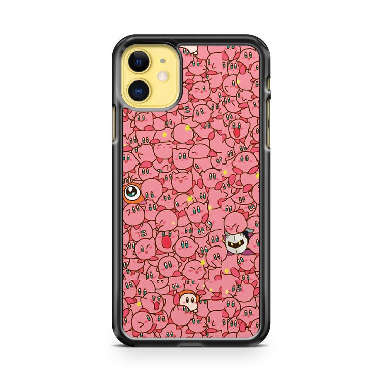 Kirby iPhone 11 Case Cover